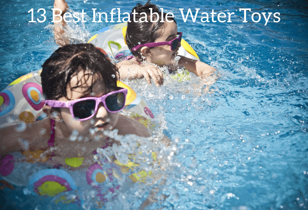 13 Best Inflatable Water Toys