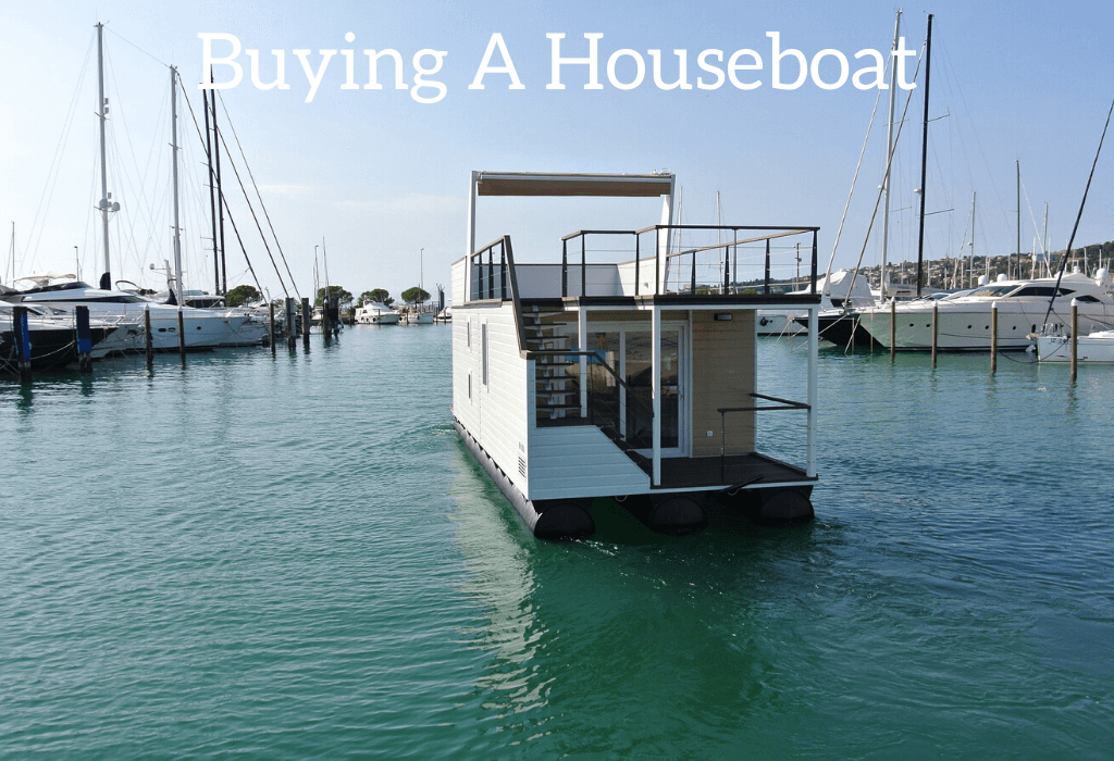 Buying A Houseboat