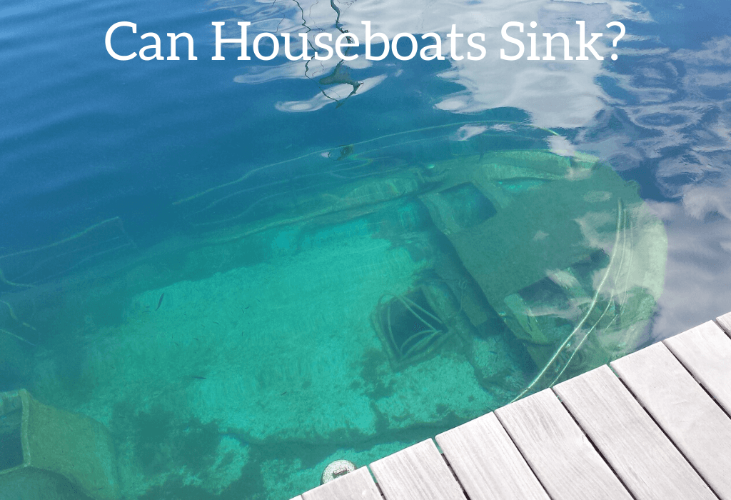 Can Houseboats Sink?